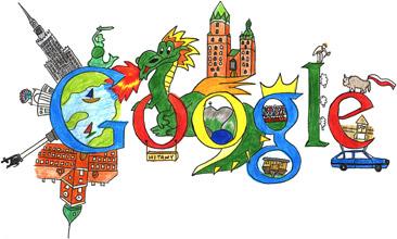 Google Logo: Winning Doodle 4 Google in Poland