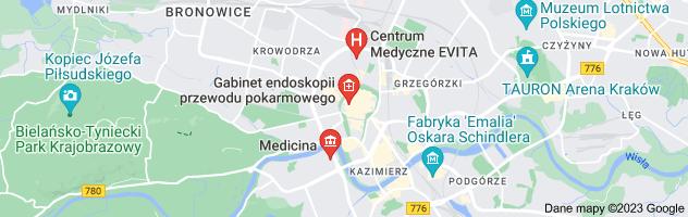 Mapa bezpatna kolonoskopia
